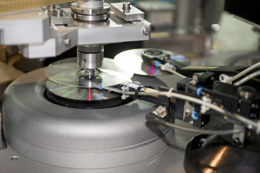 CD persen CD perserij DVD maken Replifact