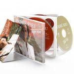 Multibox wit voor 5 CD