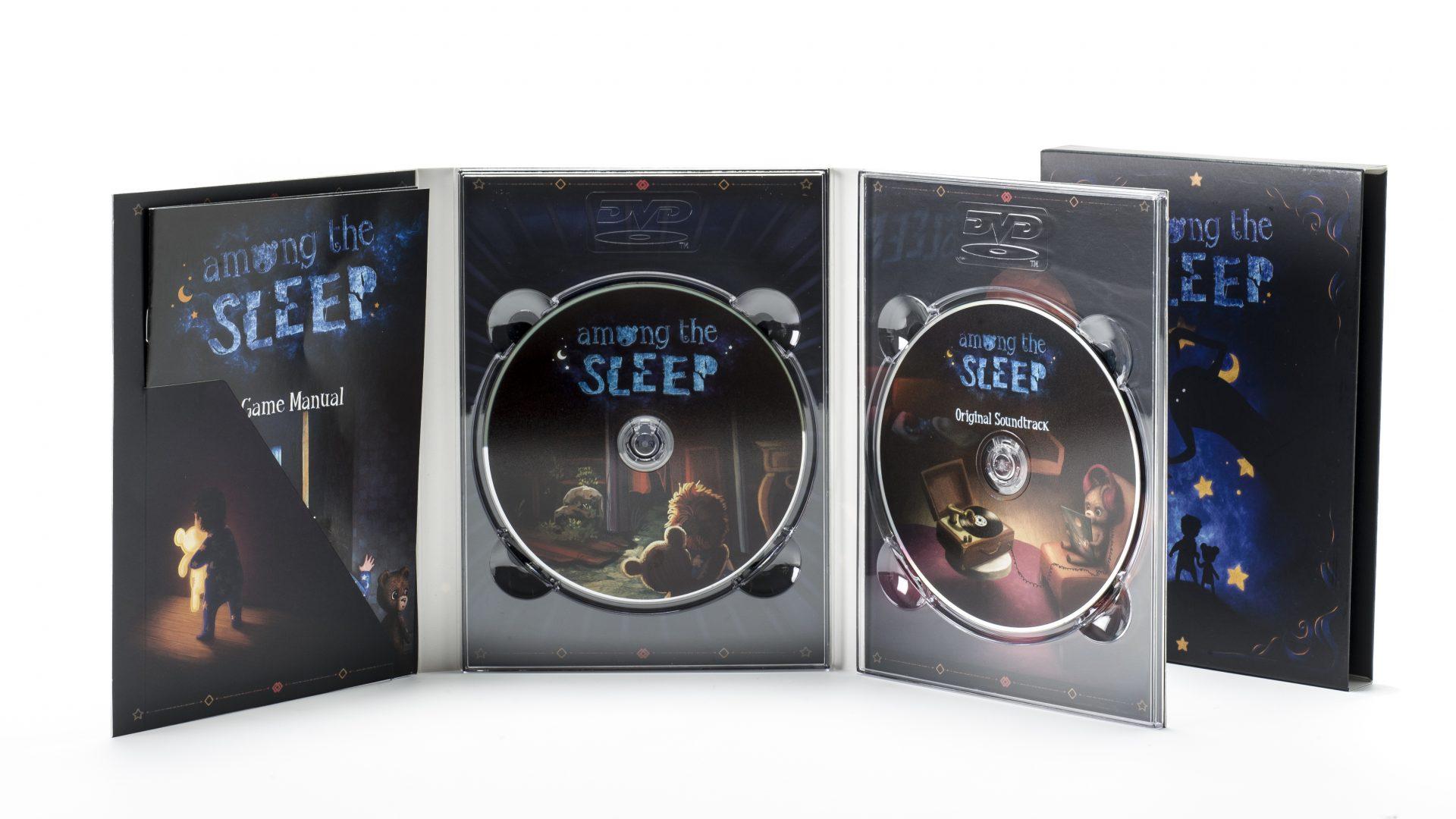 DVD verpakkingen Replifact