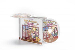 Brilliantbox voor 2 CD's